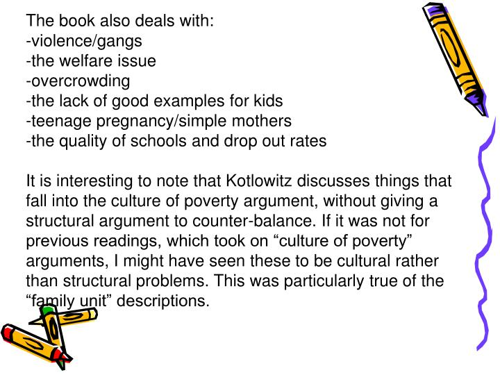 The book also deals with: