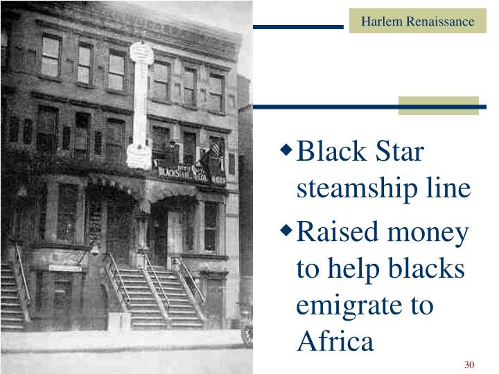 Black Star steamship line