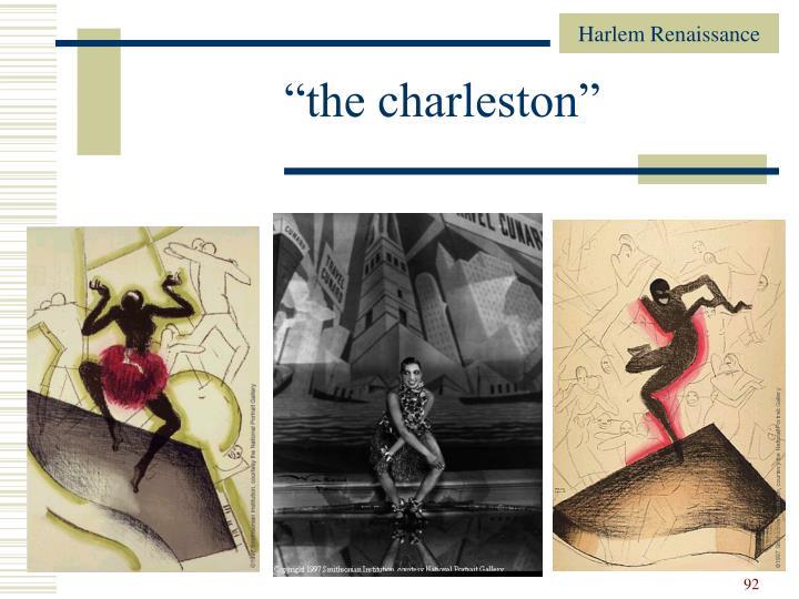 """""""the charleston"""""""