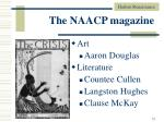 the naacp magazine
