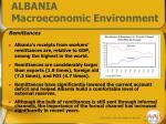 albania macroeconomic environment4