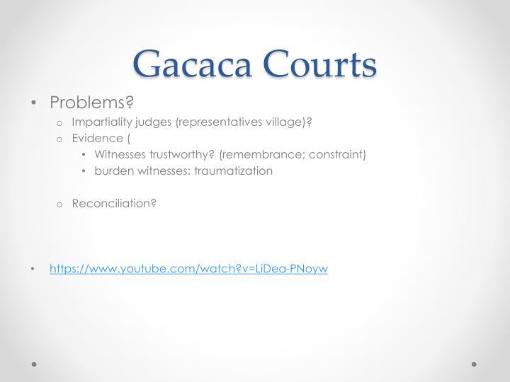 Gacaca