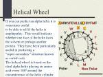 helical wheel