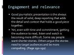 engagement and relevance4