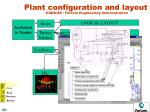 plant configuration and layout concur fortum engineering demonstration
