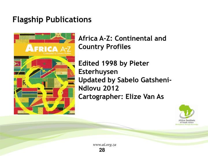 Flagship Publications