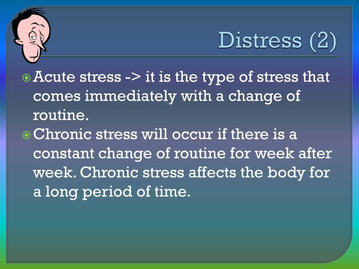 Distress (2)