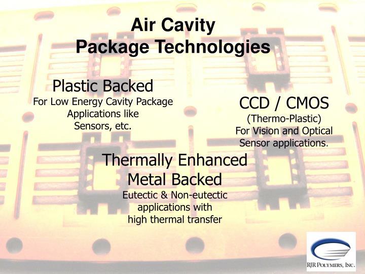 Air Cavity