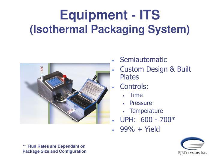 Equipment - ITS