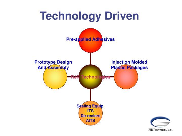 Technology Driven