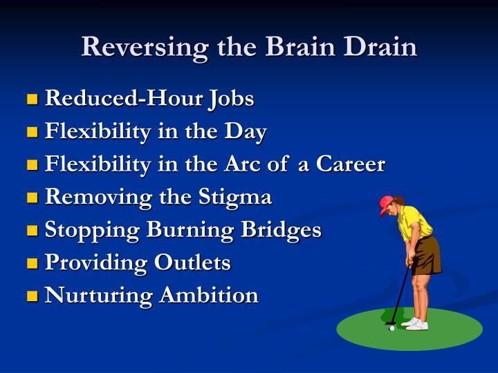 Reversing the Brain Drain