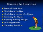 reversing the brain drain