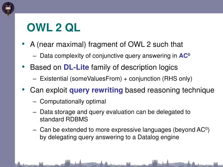 OWL 2 QL