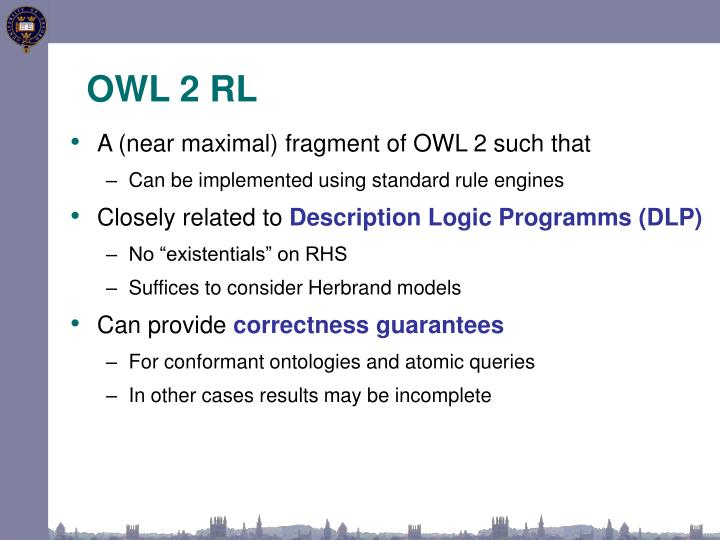 OWL 2 RL