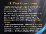 hipaa convictions
