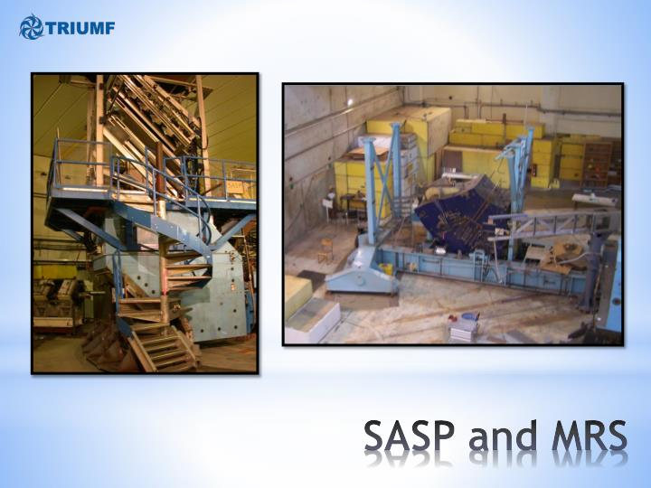SASP and MRS