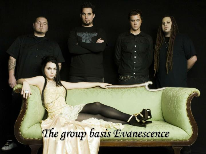 The group basis evanescence