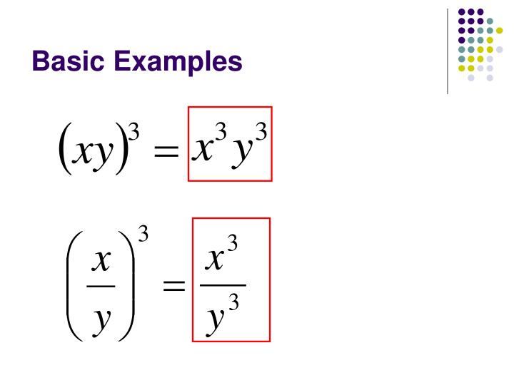 Basic Examples