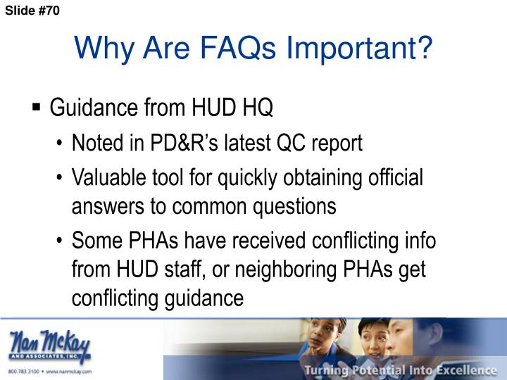 Why Are FAQs Important?