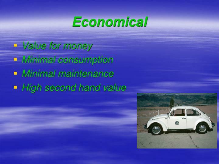 Economical