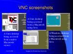vnc screenshots2