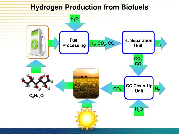 Hydrogen Production from Biofuels