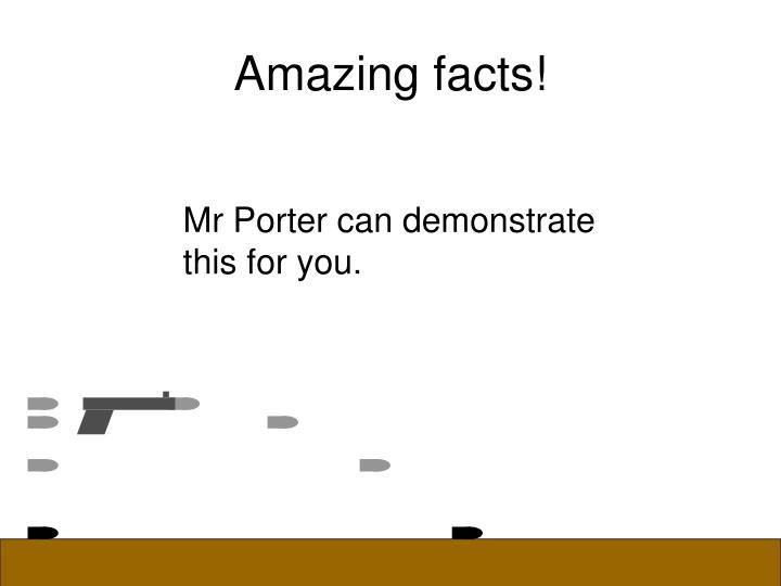 Amazing facts!
