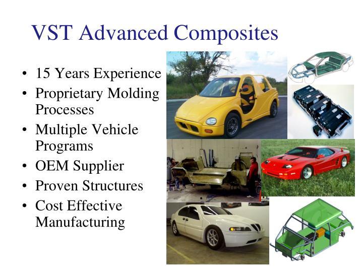 VST Advanced Composites