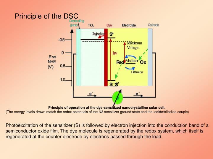 Principle of the DSC