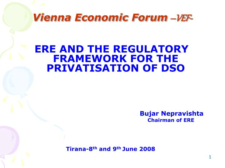 vienna economic forum vef