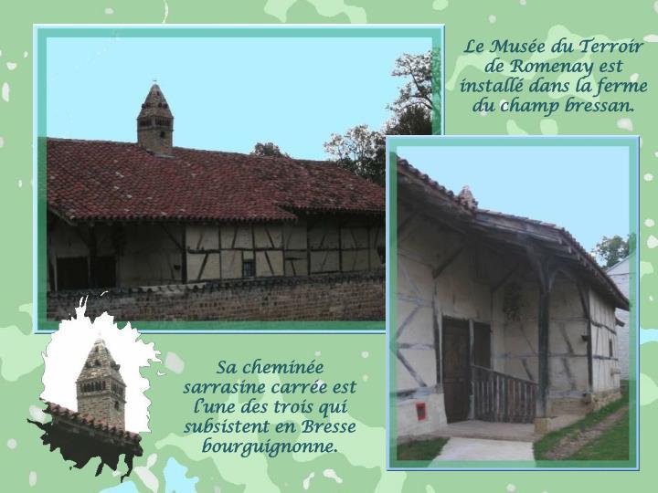 Le Musée du Terroir de