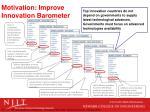 motivation improve innovation barometer