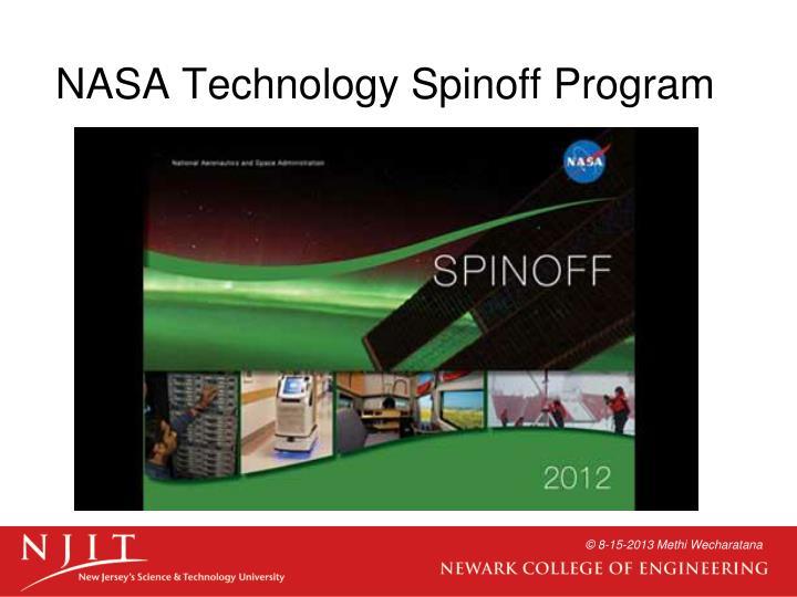 NASA Technology Spinoff Program