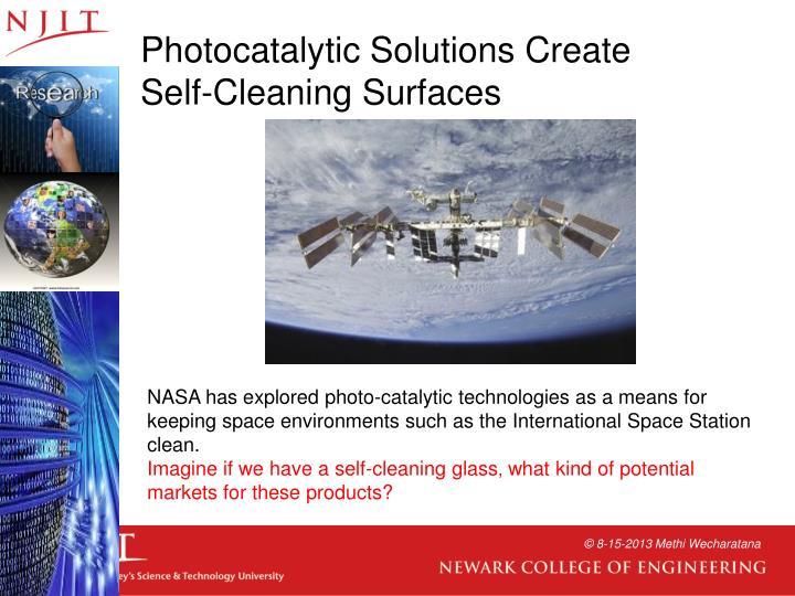 Photocatalytic Solutions Create