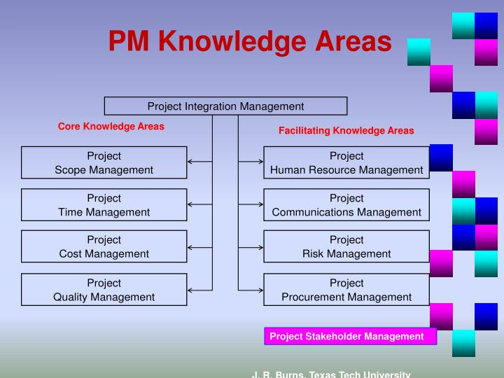 PM Knowledge Areas