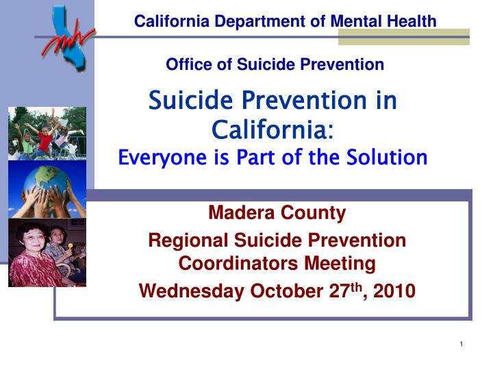 Office of Suicide Prevention