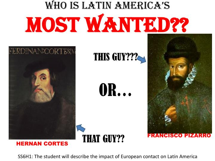 Who is LATIN AMERICA's