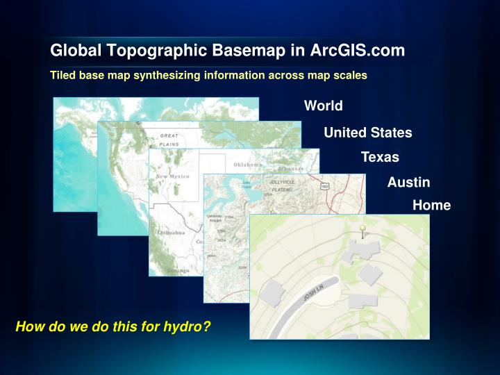 Global Topographic