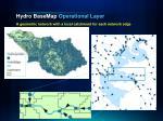 hydro basemap operational layer