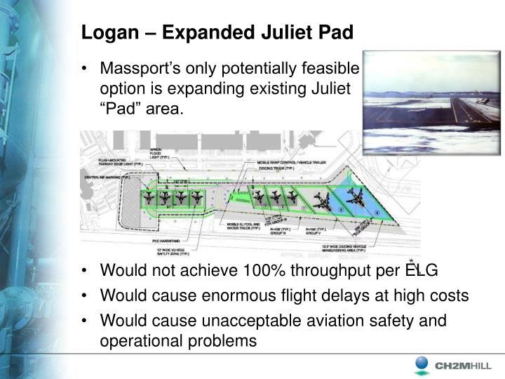 Logan – Expanded Juliet Pad