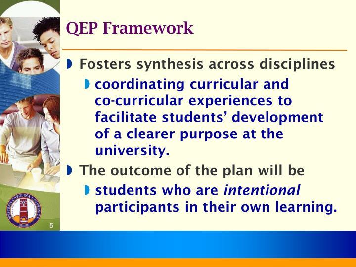 QEP Framework
