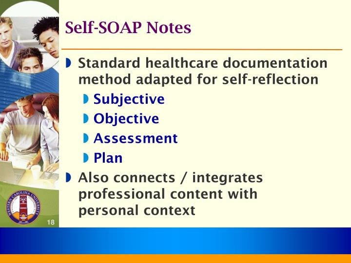 Self-SOAP Notes