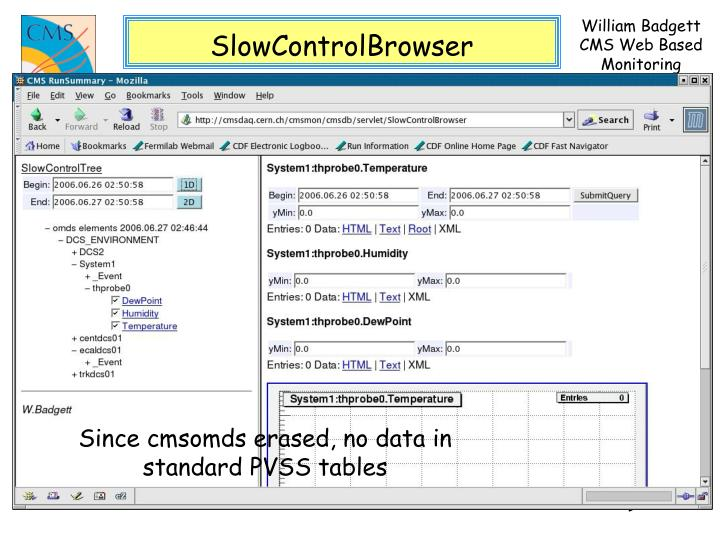 SlowControlBrowser