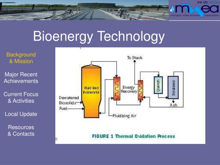 Bioenergy Technology