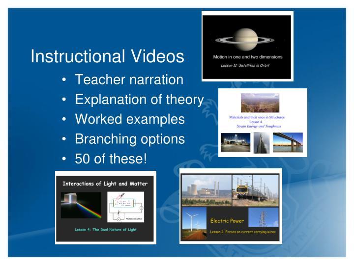 Instructional Videos