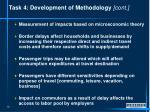 task 4 development of methodology cont1