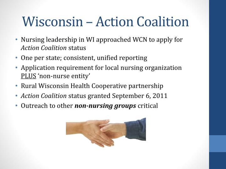 Wisconsin – Action Coalition