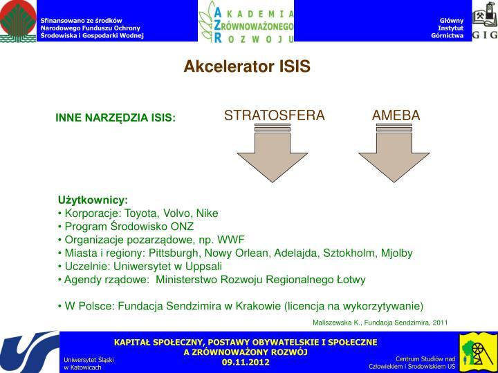 Akcelerator ISIS