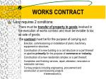 works contract7