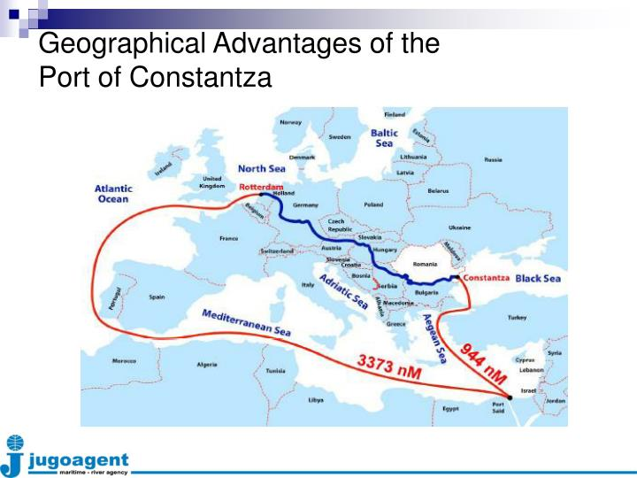 Geographical Advantages of the